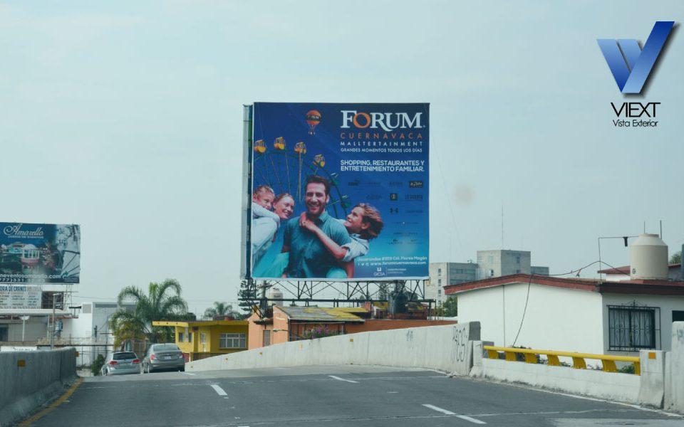 espectaculares en morelos, publicidad exterior
